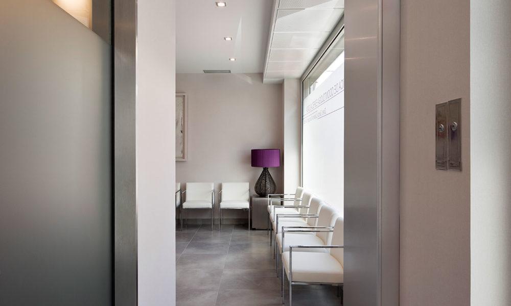 Sala de espera de Clínica Dental