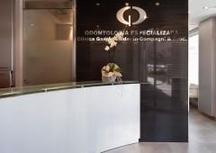 Recepción Clínica Dental Sevilla