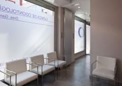 Sala de espera Clínica Odontológica