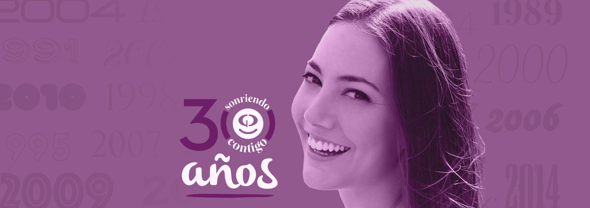 30 años de experiencia en odontologia Sevilla