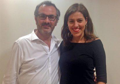 Dra Blasco en curso ortodoncia Madrid
