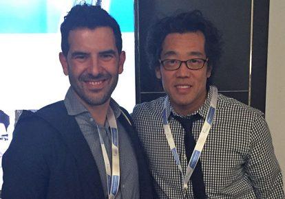 Dr Millán en congreso internacional dental en Madrid